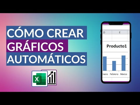 How To Create Or Update Graphics With Automatic Excel