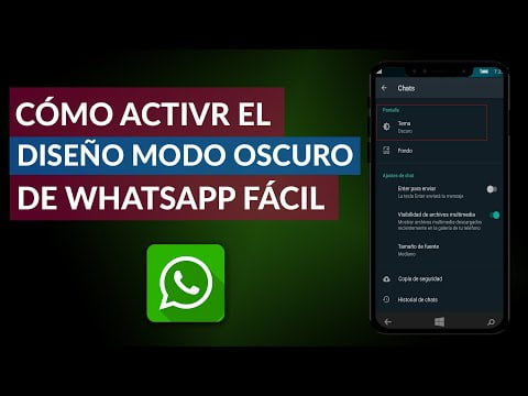 Activating Design Easily Whatsapp Dark Mode-Quick And Easy