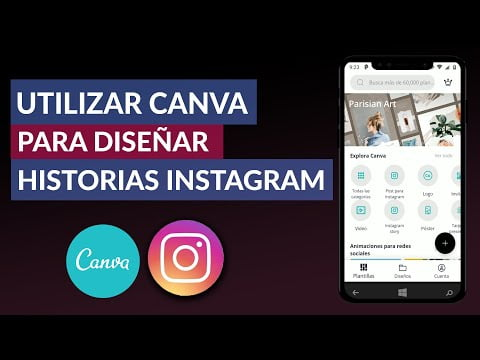 Using Canva Easily To Stories Designed To Instagram