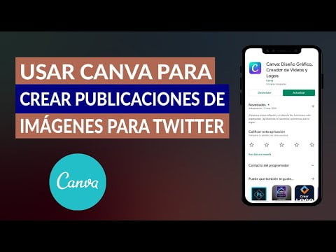C & or cute, mo Canva Use To Create Publications Im & aacute; To Twitter