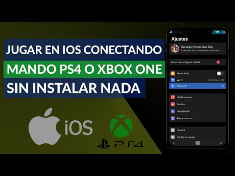 How To Play Ios Connecting A Ps4 Or Xbox Controller One Without Installing Anything?