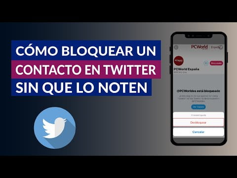 How To Block A Contact Or Someone Else In Twitter Without Account