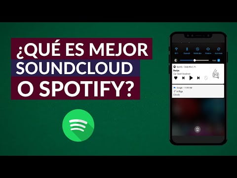 What Is Better To Listen To Songs, Spotify Or Soundcloud?
