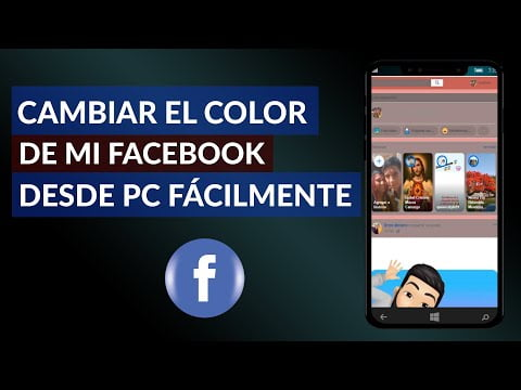 Changing The Color Of My Facebook From Pc Easily