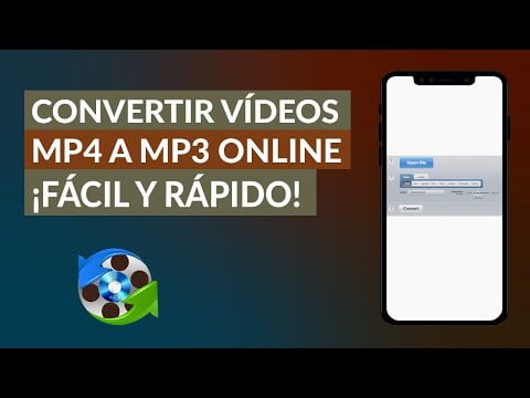 C & oacute; mo Convert Vi deos MP4 to MP3 Online-F & aacute; R & aacute cil and, ask