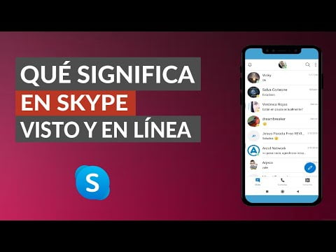 Which Means Skype: Last Seen, Online, Absent
