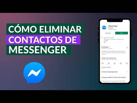 How I Can Delete Contacts From Messenger