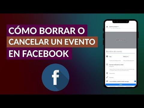 How To Delete Or Cancel An Event Created On Facebook