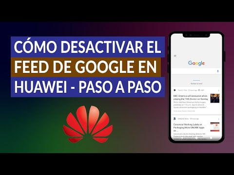 C & COLLISION mo Remove or Disable Feed Google in Huawei -Step by Step