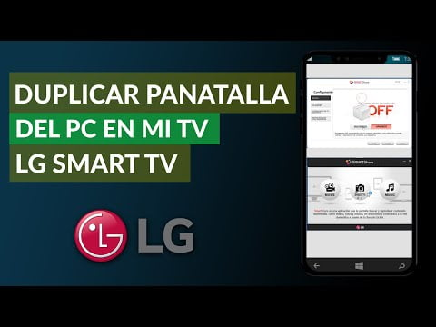 How To Duplicate The Pc Screen On My Tv Lg Smart Tv
