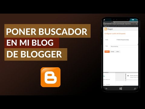 How To Put A Search On My Blog Blogger -Simple Steps