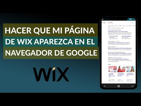 How To Make My Wix Page Appears In The Browser Google?