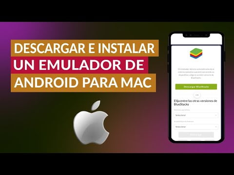 C & oacute; mo Download re Install an Android emulator for Mac