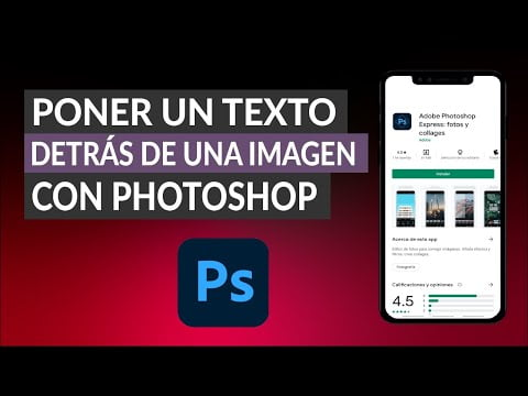 Putting A Text Behind An Image, People Or Objects With Photoshop