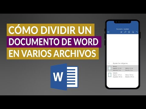 Splitting A Word Document Into Separate Files Online