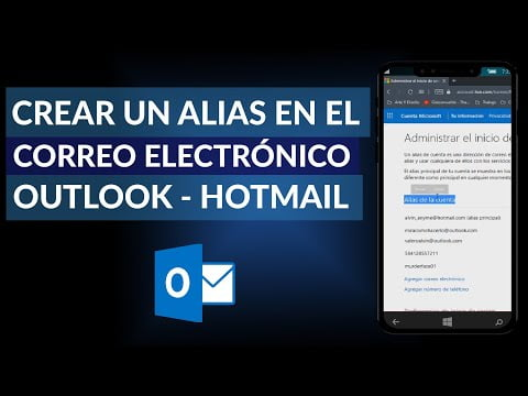How I Can Create An Alias In The Outlook Email -Hotmail