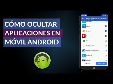 Hiding Apps In Android Phone Easily
