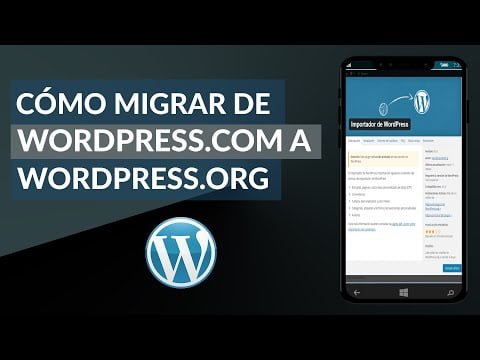C & COLLISION mo Migrate of WordPress.Com to WordPress.Org -Step by Step