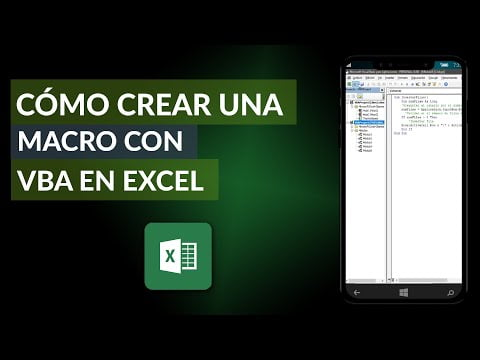 Creating A Macro With Vba In Excel -Easy Guide