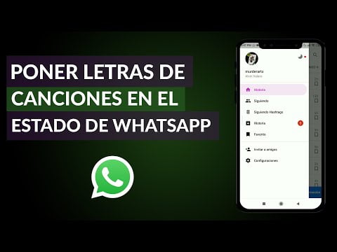 How To Put Lyrics In The State Of Whatsapp