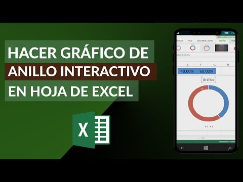 Making An Interactive Ring In An Excel