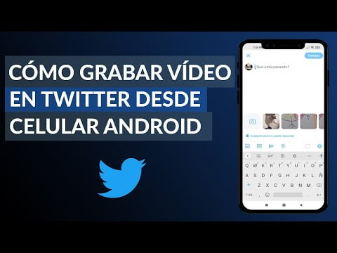 Recording Videos On Twitter From The Android Phone-Very Easy