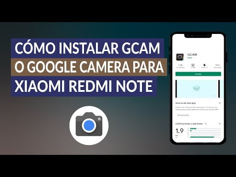How To Install Google Camera Gcam Or Redmi For Xiaomi Note-Very Easy