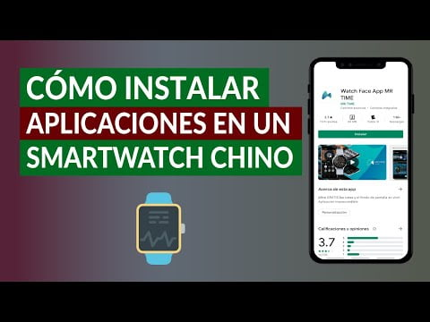 How To Download And Install Applications On A Smartwatch Chinese Easily