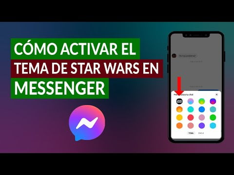 C secur cute, mo Turn and put the Star Wars theme in F & aacute Messenger, easily
