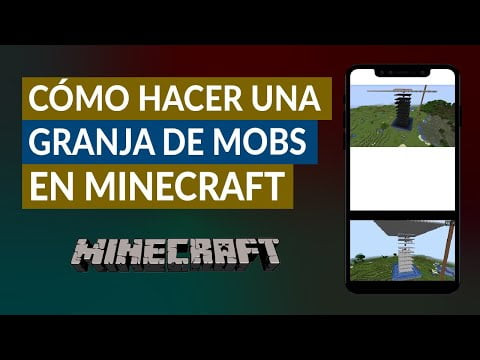 How To Make A Simple Farm Mobs In Minecraft? Very Easy!