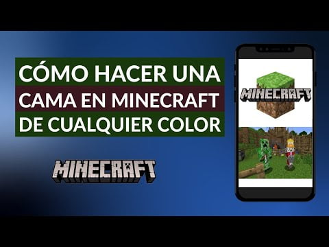How To Make A Bed And A Bed In Minecraft Secret Any Color