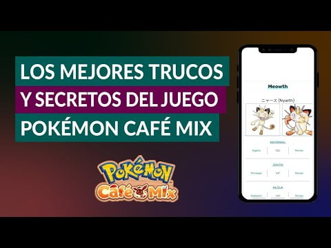 Discover the best tips and s ecrets game Pokemon COFFEE Mix and Disfr Talo still in M & aacute; maximum