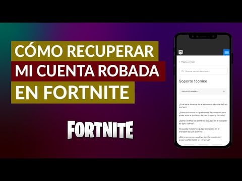 C & oacute; mo Recover Stolen My Account Fortnite - Qu & EACUTE; If I hacked the account