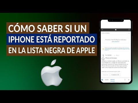 How To Know If An Iphone Is Reported In Apple Blacklist