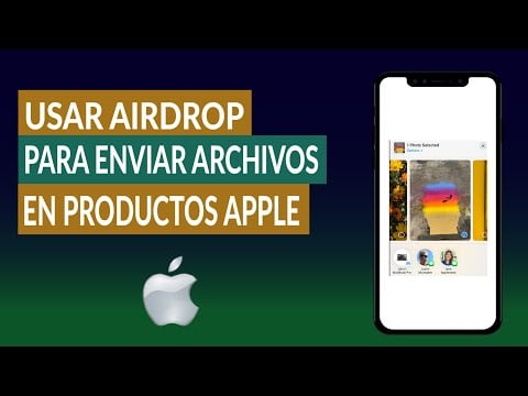 How To Use And Enable Airdrop To Send Or Share Files On Iphone, Ipad Or Ipod Touch?