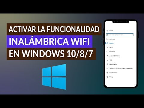 How To Enable Or Disable The Wifi Wireless Functionality In Windows 10/8/7 -Step By Step