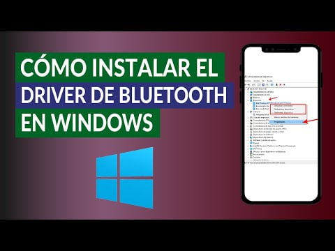 & iquest; C & COLLISION mo Install Driver or Bluetooth driver in Windows?
