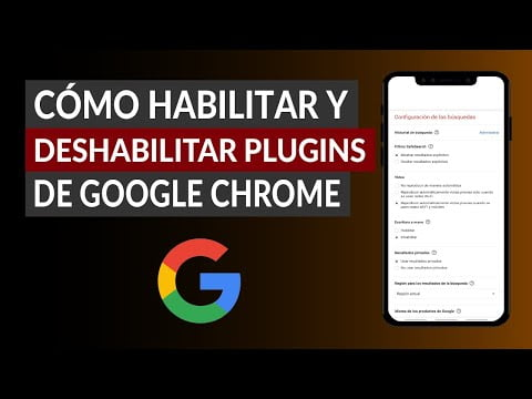 How To Enable Or Disable Plugins Or Extensions To Google Chrome?
