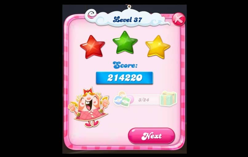 scores levels candy crush