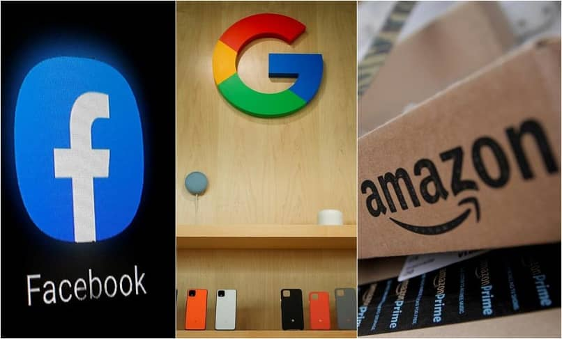 facebook google amazon examples most valuable companies