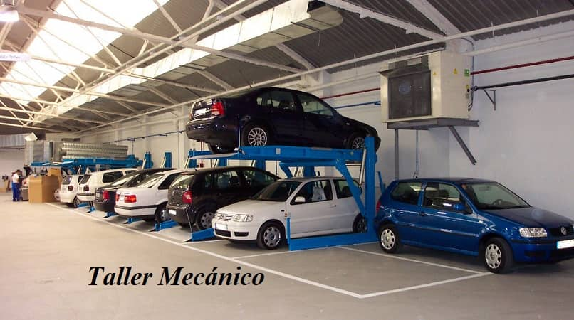 mechanical workshop and its services