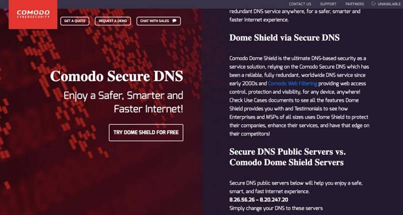 Secure DNS with the best internet connection