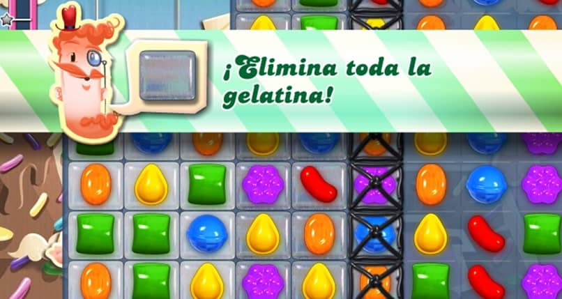 overcome obstacle in candy crush