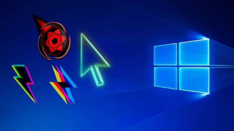 Customize and change the color of the Windows 10 mouse cursor