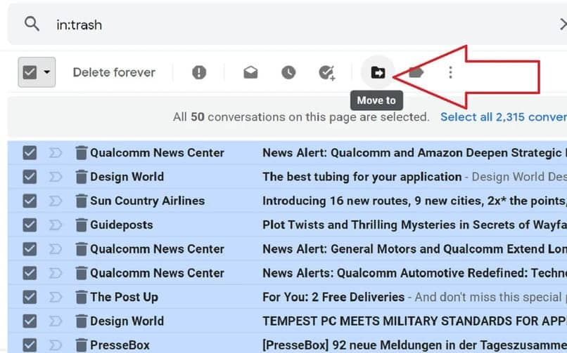 Where is the Recycle Bin in Gmail? How to Recover Deleted Messages and Emails