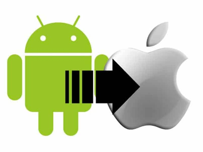 How to Transfer or Transfer my Data and Contacts from my Android Mobile to iPhone