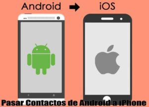 How to Transfer Contacts from Android Phone to iPhone?