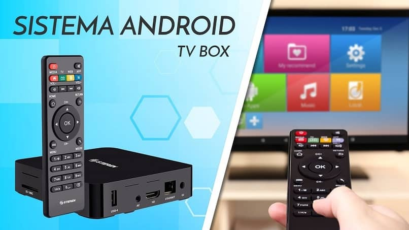 How to Set or Update the time and Date of my Android TV Box on the Home Screen