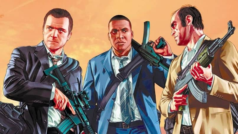 How to Put and Play GTA 5 Online with PS4, Xbox and PC? - Grand Theft auto 5 (Example)