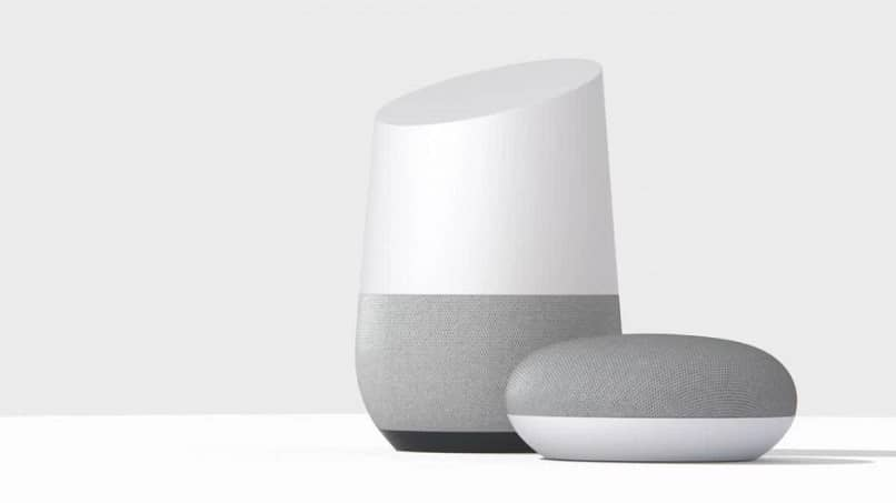 set up google home speakers